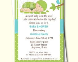 turtle baby shower turtle baby shower decorations printable instant