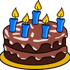 boy birthday boy birthday cake clipart