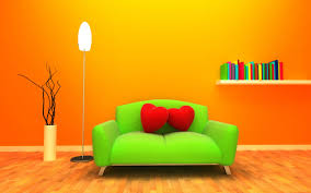 home design archives page of wallpaper hd free green sofa orange
