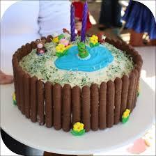 girls cake birthday cake fast easy cake cute 8