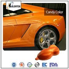 kolortek candy car paint colors candy pigments for car painting