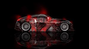 nissan 370z drift wallpaper nissan 370z jdm side sub zero aerography car 2014 el tony