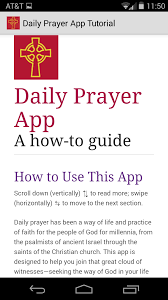 daily prayer pc usa appstore for android