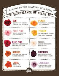 color meanings chart flower color meanings chart flowers
