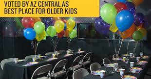 places to kids birthday 13 best se valley birthday party places and indoor parks in arizona