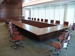 Executive Boardroom Tables Zongkers Large Executive Boardroom Table