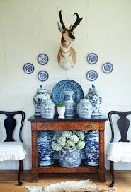 product inspiration blue and white ginger jars confettistyle