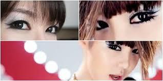 tutorial make up mata sipit ala korea 3 tips menarik untuk riasan smokey eyes tips gelaa pinterest