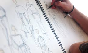 the first steps of fashion design from concept to illustration