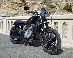 honda cx 82 cx 500 rr street tracker custom brat style bike must sell 3 750