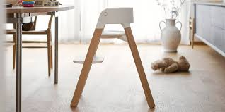 table height baby bouncer stokke steps the versatile bouncer and highchair combination