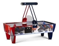 used coin operated air hockey table air hockey table fast track airhockey online shop kickerkult
