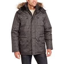 swiss tech mens parka jackets walmart