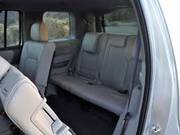 do all honda pilots 3rd row seating why gm makes cheap looking 3rd row on lambdas