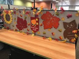 fall cubicle decorating contest the stuff guide all