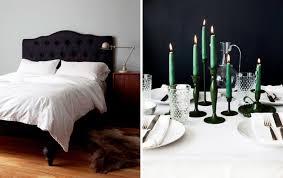black headboard for full size bed modern house design black