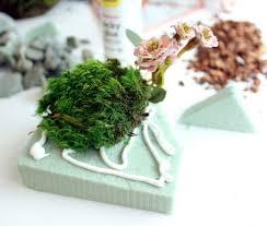 diy geometric glass terrarium with faux plants soap deli news