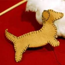 ornaments diy ornaments and dogs