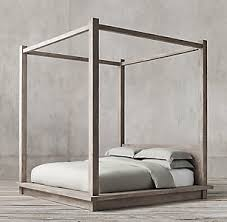 Poster Bed Canopy All Canopy Beds Rh