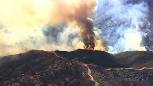 Lake Berryessa Photos Large Fire Burns South Of Lake Berryessa Abc7news Com