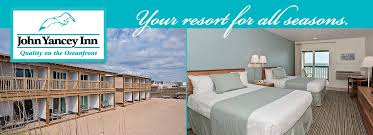 Comfort Inn On The Ocean Nags Head John Yancey Inn Outer Banks Nc