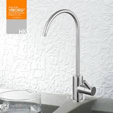 water filter for kitchen faucet viborg 304 stainless steel lead free kitchen drinking water filter