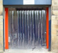 Walk In Cooler Curtains Plastic Door Strips U0026 Strip Doors Also Known As Strip Curtains Are
