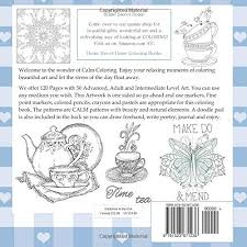 tea cups tea time antiques lace coloring books tea in