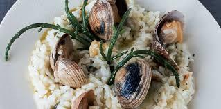 cuisiner la palourde risotto aux palourdes facile recette sur cuisine actuelle