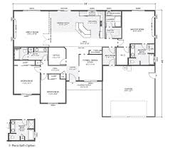 Rambler House Plans by Glenwood Home Plan True Built Home Pacific Northwest Custom