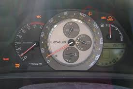 lexus vsc light problem warning lights come on while driving please advise lexus is