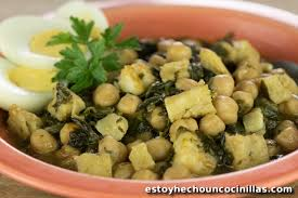 comment cuisiner des pois chiches recette de pois chiches à la morue et aux épinards cuisine espagnole