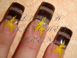 64 best uñas images on pinterest youtube watches and nail art