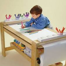 Paper Table L 54 Kid Drawing Table 15 Tables And Desks For