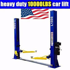 Low Ceiling 2 Post Lift by 2 Post Car Lift Ebay