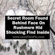 mount rushmore secret chamber 86 mt rushmore hidden room arrest at mount rushmore rushmores
