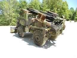 1988 unimog mercedes see tractor loader backhoe 3528 miles c u0026c