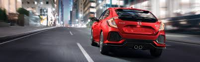 the 2018 civic hatchback honda canada