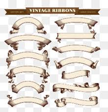 vintage ribbon vintage ribbon png images vectors and psd files free