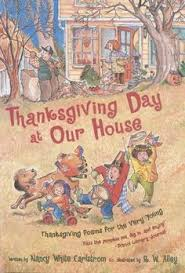 fancy nancy our thanksgiving banquet by o connor with