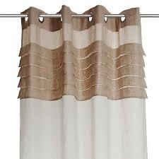 Gardinen Modern Wohnzimmer Braun Leinen Vorhange Angebote Auf Waterige
