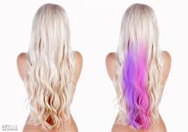 Color Hair Extension by Buy Party Hair Extensions Temporary Colored Clip In Strands