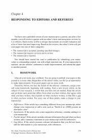 revision cover letter journal paper revision cover letter