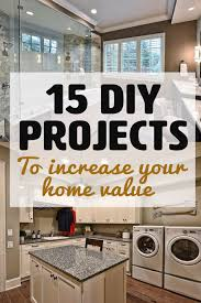 Home Diy Projects by 15 Diy Projects To Increase Your Home Value Sycamore Properties Inc