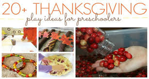 20 thanksgiving ideas for preschoolers pre k pages