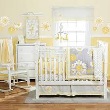 Zig Zag Crib Bedding Set Nursery Beddings Purple Yellow And Gray Crib Bedding In