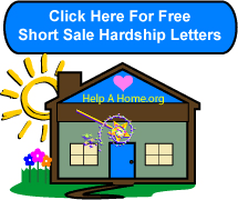 free short sale hardship letter samples
