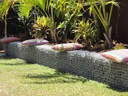 Garden Baskets Wall by Gabion Basket Slim Profile Gabion Wall Edging U0026 Retaining