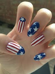 37 best patriotic nail art images on pinterest 4th of july nails