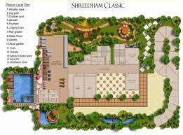 Podium Floor Plan by Shreedham Classic In Goregaon West Mumbai Price Location Map